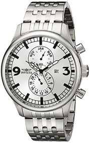 Invicta Men's 0366 II Collection Multi-Function Stainless Steel Watch [Watch]...