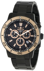 Invicta Men's 1206 II Collection Chronograph Stainless Steel Watch [Watch] In...
