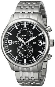 Invicta Men's 0365 II Collection Stainless Steel Watch [Watch] Invicta
