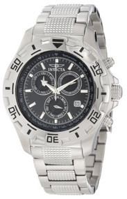 Invicta Men's 6413 II Collection Chronograph Stainless Steel Watch [Watch] In...