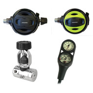 Full Regulator Set with hoses