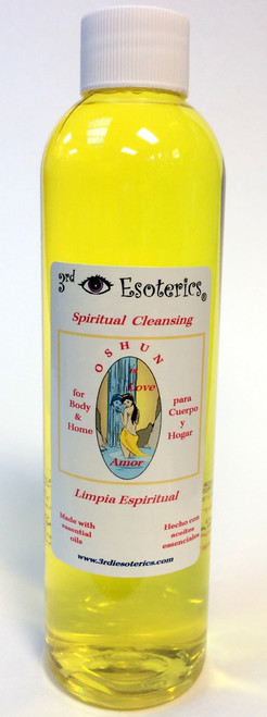 Oshun Spiritual Cleansing Bath
