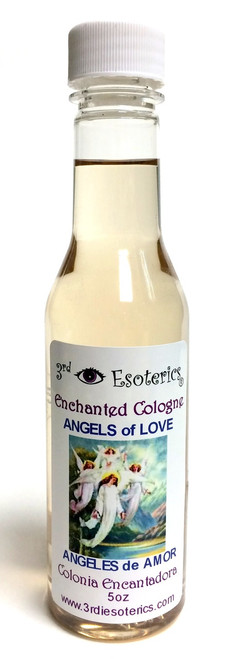 Angel of Love Enchanted Cologne