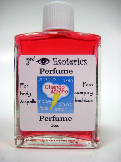 Chango Macho Perfume