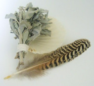 Sage Smudge Home Cleansing Kit