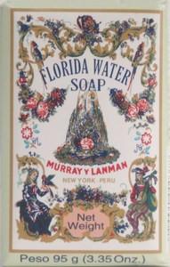 Florida Water Soap