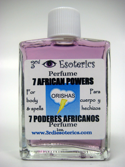 7 African Powers Perfume