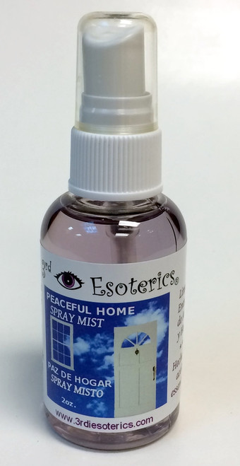 Peaceful Home Spray Mist