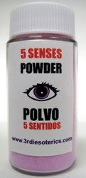 Five Senses Magickal Powders