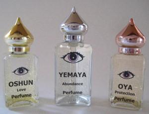 Orishas Perfume Set