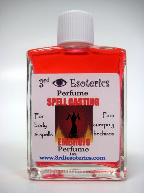 Spell Casting Perfume