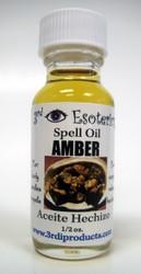 Amber Spell Oil