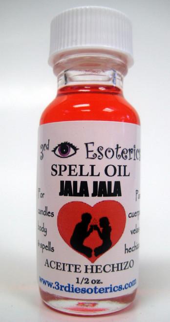 Jala Jala Spell Oil