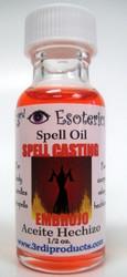 Spell Casting Spell Oil
