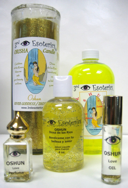 Orisha Oshun Love Kit