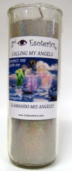 Calling My Angels Candle