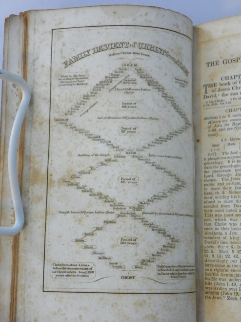 Notes on the Gospels, Critical and Explanatory, 1848