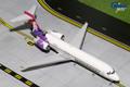 G2HAL537 Gemini 200 Hawaiian Airlines B717-200 Model Airplane