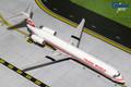 G2TWA456 Gemini 200 TWA Red Stripe MD-80 Model Airplane