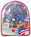 WTBPW1 WowToyz World War II Warbirds 10 Piece w/Backpack