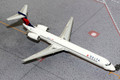 G2DAL436 Gemini 200 Delta Airlines MD-90 Model Airplane