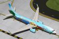 G2ASA399 Gemini 200 Alaska Airlines Spirit of Islands B737-800(W) Model Airplane