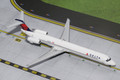 G2DAL502 Gemini 200 Delta Airlines MD-80 Model Airplane