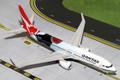 G2QFA443 Gemini 200 Qantas Mendoowoorrji B737-800(W) Model Airplane