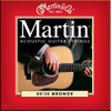 Martin 80/20 Bronze Acoustic Guitar Strings - Light