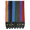 """LM 2"""" Poly Guitar Strap - Assorted Colors"""