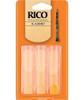 Rico Bb Clarinet Reeds 3pk - #3