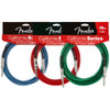 Fender 10' Instrument California Cable - Red