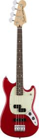 Fender Mustang Bass PJ - Torino Red