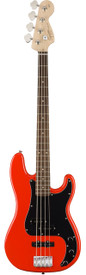 Squier Affinity Series Precision Bass PJ - Race Red