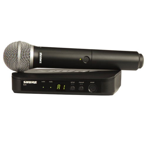 Shure BLX PG58 Wireless Mic System