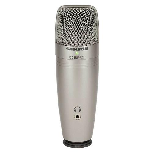 Samson C01U Pro Cardioid Condenser USB Microphone