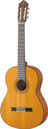 Yamaha CG122MCH Cedar Solid-Top Classical Guitar