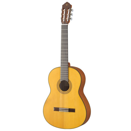 Yamaha CG122MSH Spruce Solid-Top Nylon-String Guitar