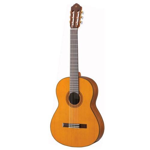 Yamaha CG162C Solid Cedar Top Classical Guitar