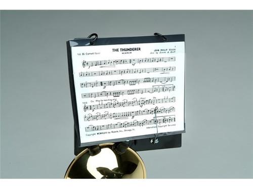 DEG Trombone Clamp-on Lyre