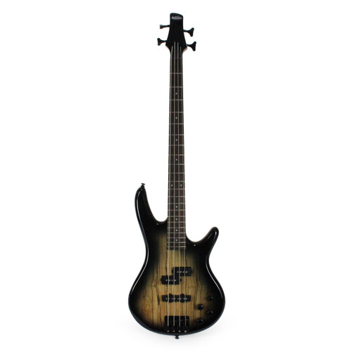 Ibanez GIO Soundgear GSR200SM Bass Guitar - Natural Grey Burst