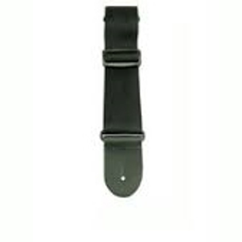 """Henry Heller 2"""" Standard Poly Guitar Strap Micro End"""