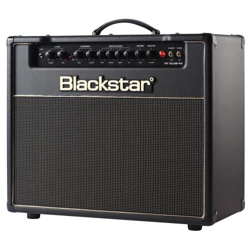 "Blackstar HT Club 40 1X12"" Tube Combo Amp"