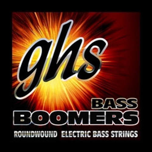 GHS Boomers Bass Guitar Strings - Light
