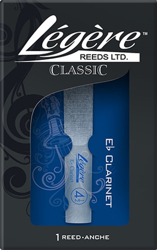 Legere Synthetic Clarinet Reed #3