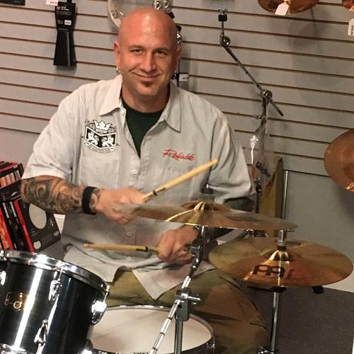 Bluffton Drum Lessons - Steve