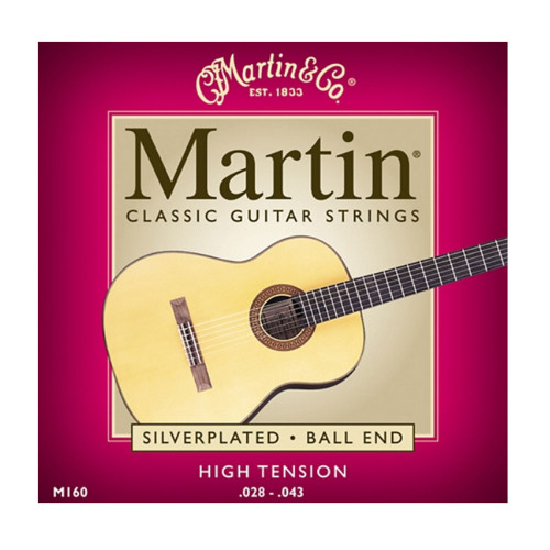 Martin M160 Classical Ball End Nylon Strings