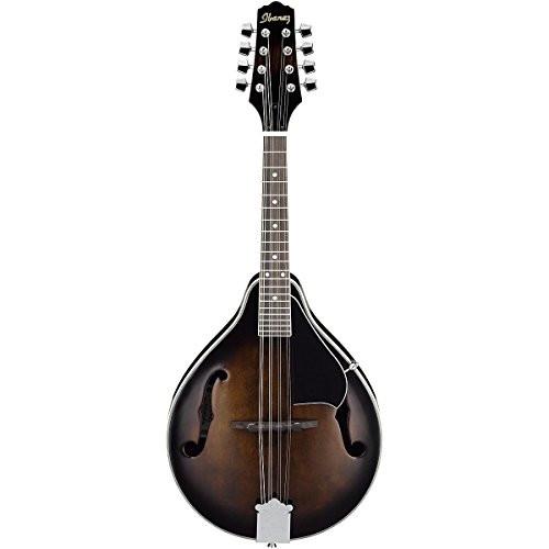 Ibanez A-Style Mandolin - Dark Violin Sunburst