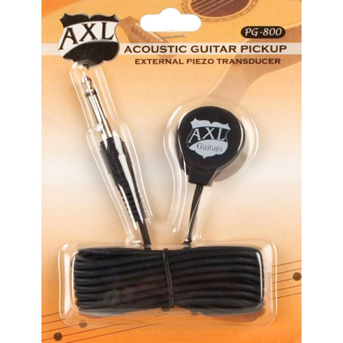 AXL Acoustic Guitar Pickup External Piezo Transducer