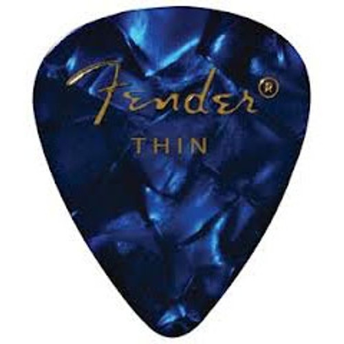 Fender Guitar Pick Pack - Assorted